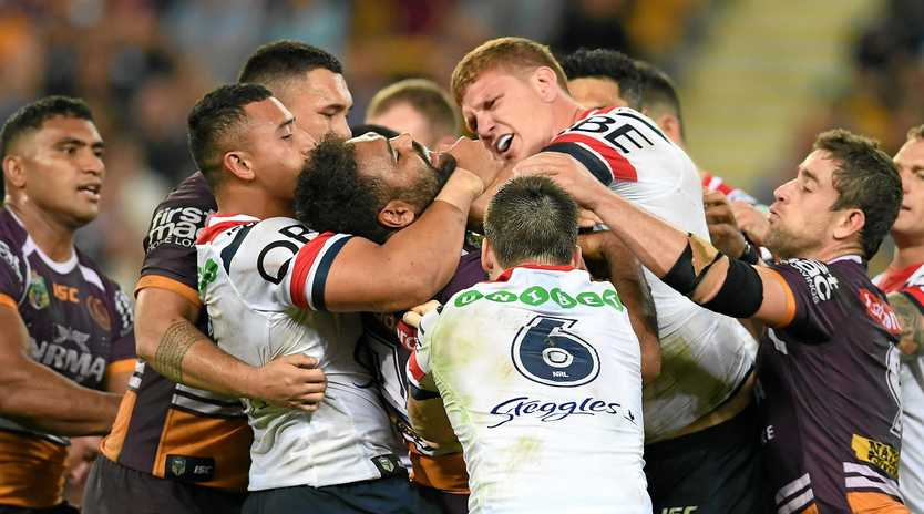 The Broncos and Roosters clash shapes as a highlight of the round after tempers boiled over the last time they met.