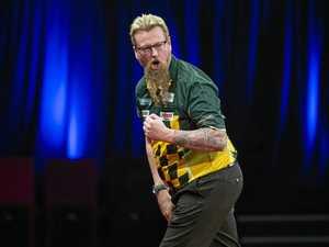 Darts boss tells Aussies to aim high