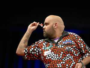 Queensland darts star reveals his lockdown 'hell'