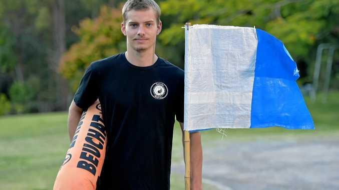Coast diver's close call with jet ski raises red flags