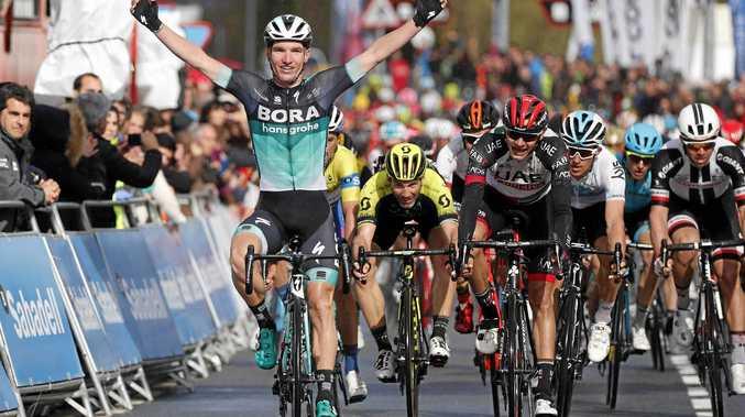 World tour rider McCarthy recommits to BORA-hansgrohe