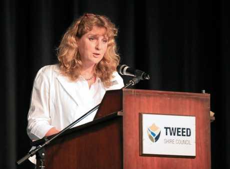 Tweed Shire Council Mayor Katie Milne.