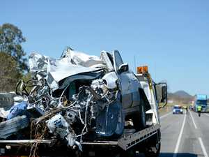 Tragic 24 hours on Bruce Highway