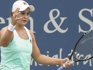 Sick Barty top Aussie seed for US Open