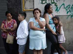 Magnitude 7.3 earthquake hits Venezuela