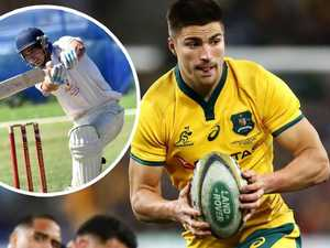 How cricket lost Wallabies' newest X-factor