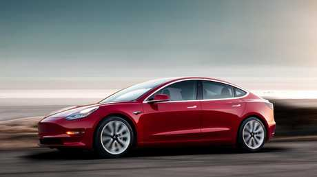 Wait list: The first customers can expect their Model 3 in 12-to-18 months.