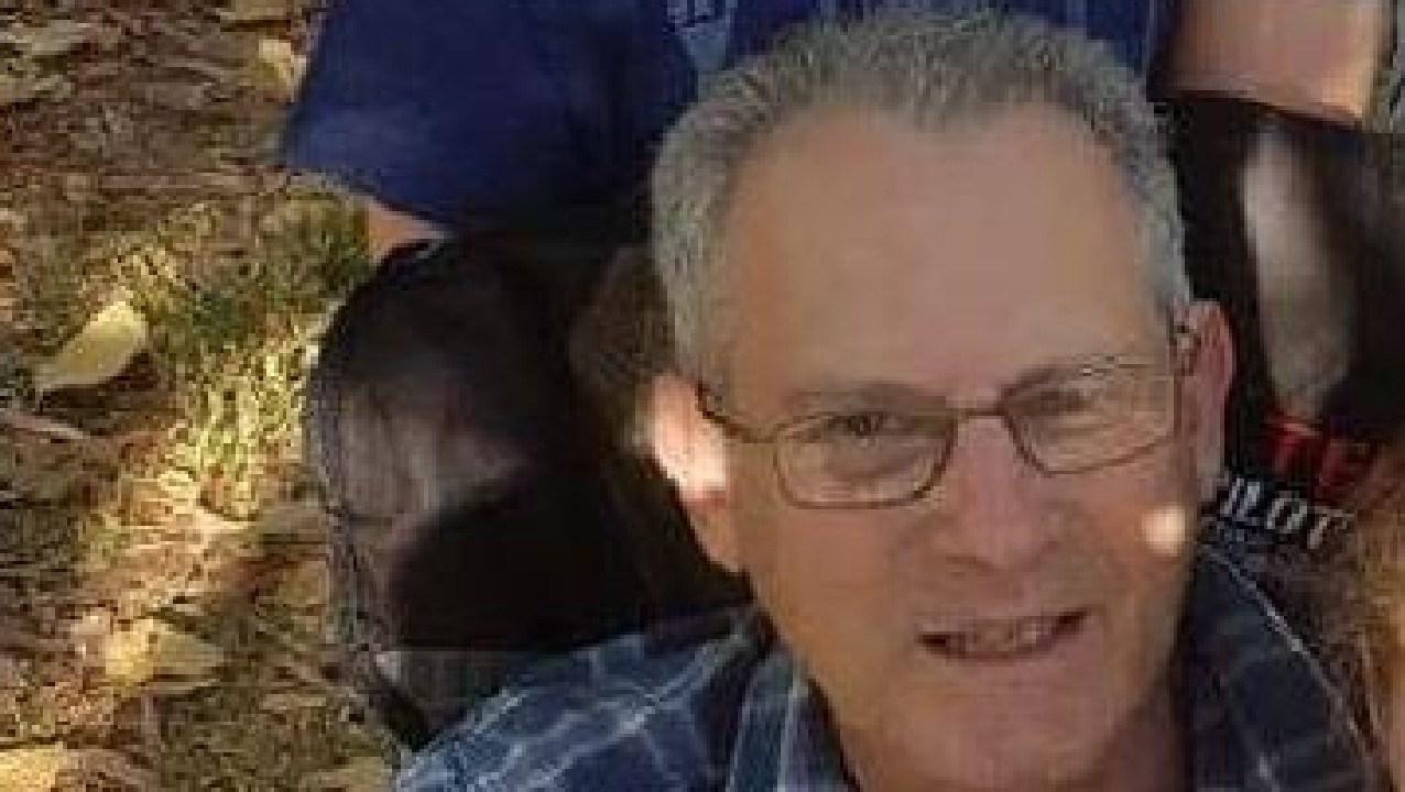 Missing man Alex Rosenberg