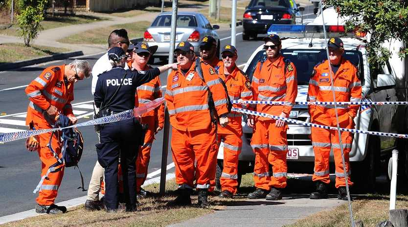 The man who was stabbed in Woodridge on Saturday night has died overnight in hospital. Picture: John Gass