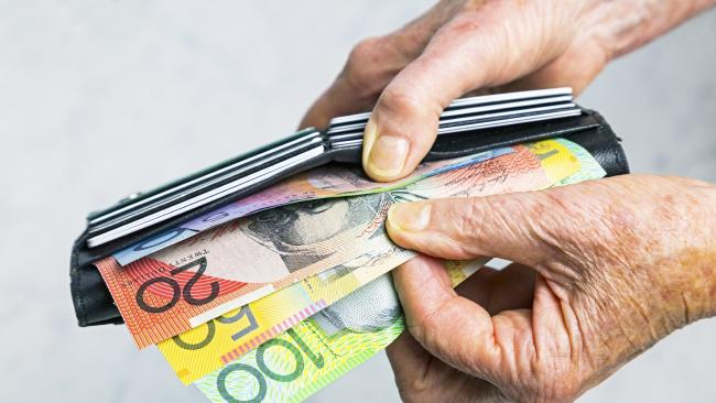 What do you do if you have ripped or damaged money? Picture: iStock