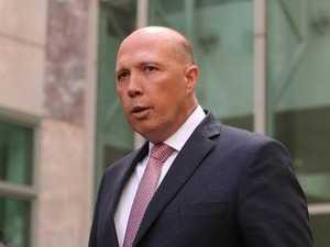 Dutton's loss mocked with #PutOutYourPotatoes