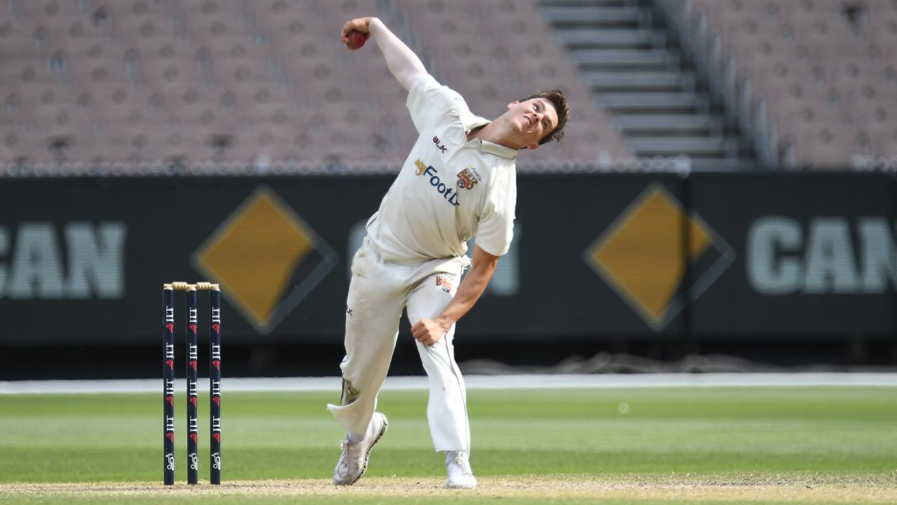 """Shane Warne has revealed his """"love"""" for Mitchell Swepson, and how the leg-spinner can work his way into the Australian fold."""