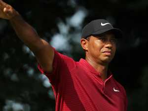 Tiger eyes stunning record amid return to form