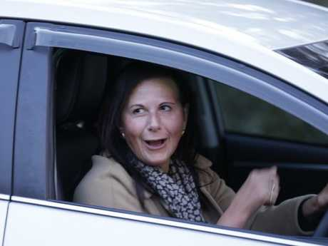 Concetta Fierravanti-Wells cited the same-sex marriage as a reason for her discontent, even though Malcolm Turnbull did exactly what the conservatives in his party demanded. Picture: Sean Davey