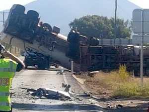 Bruce Highway horror crash kills three