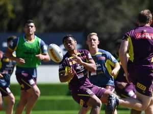 Brisbane sweat on Milford beating virus