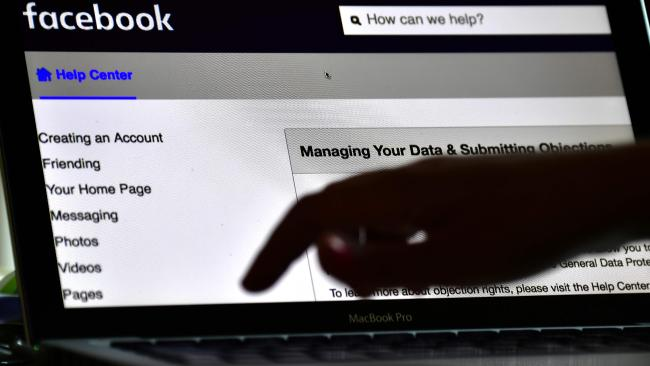 Facebook scores users based on how 'trustworthy' they are. Picture: Tobias Schwarz
