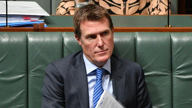 Attorney-General Christian Porter. Picture: AAP Image/Richard Wainwright