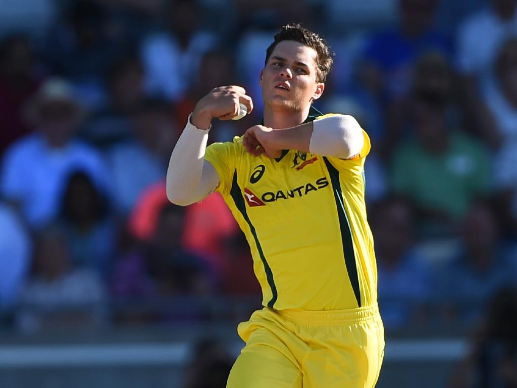 Swepson recently earnt his first international cap for Australia, playing in a T20I against England in June.