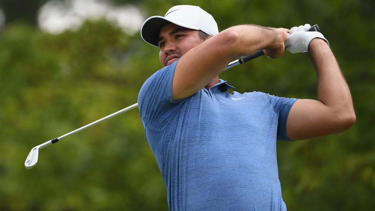 Jason Day has a great record at the PGA playoffs opener. Picture: Getty.