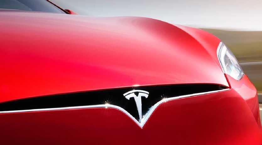 Tesla's Model 3 is still more than a year away from hitting Australian roads.