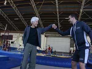 Why Toowoomba seniors are taking to gymnastics