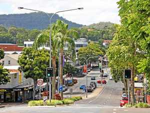 NAMBOUR: Hinterland's best with beaches close