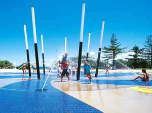 KINGS BEACH: Surf hot-spot fit for a king