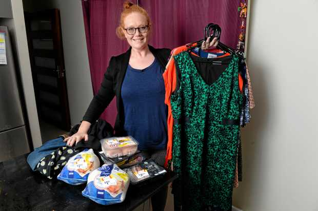SAVVY SHOPPER: Eliza Morris from Ripley likes to describe herself as frugal, and has set up a blog to teach other people how to save money.