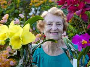 Spring is in the air for the Proserpine flower show