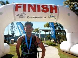 Local comes first in inaugural 10.5km Honeyeater trail run