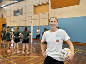 Clare looks back on town netball