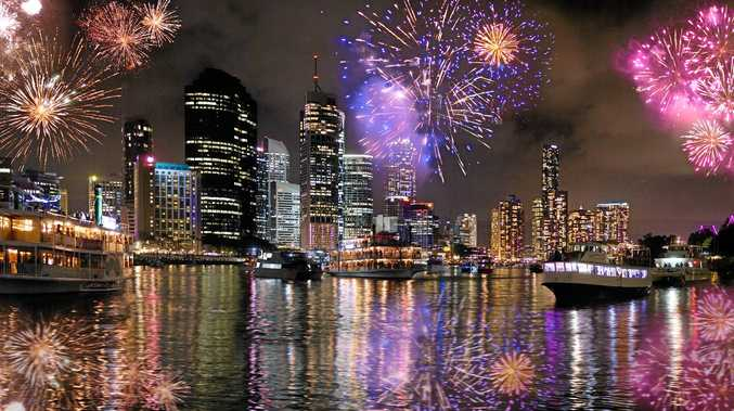 STUNNING: Brisbane is set to sparkle as the Sunsuper Riverfire delights crowds this September.