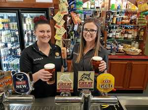 Support to pour in at local pubs