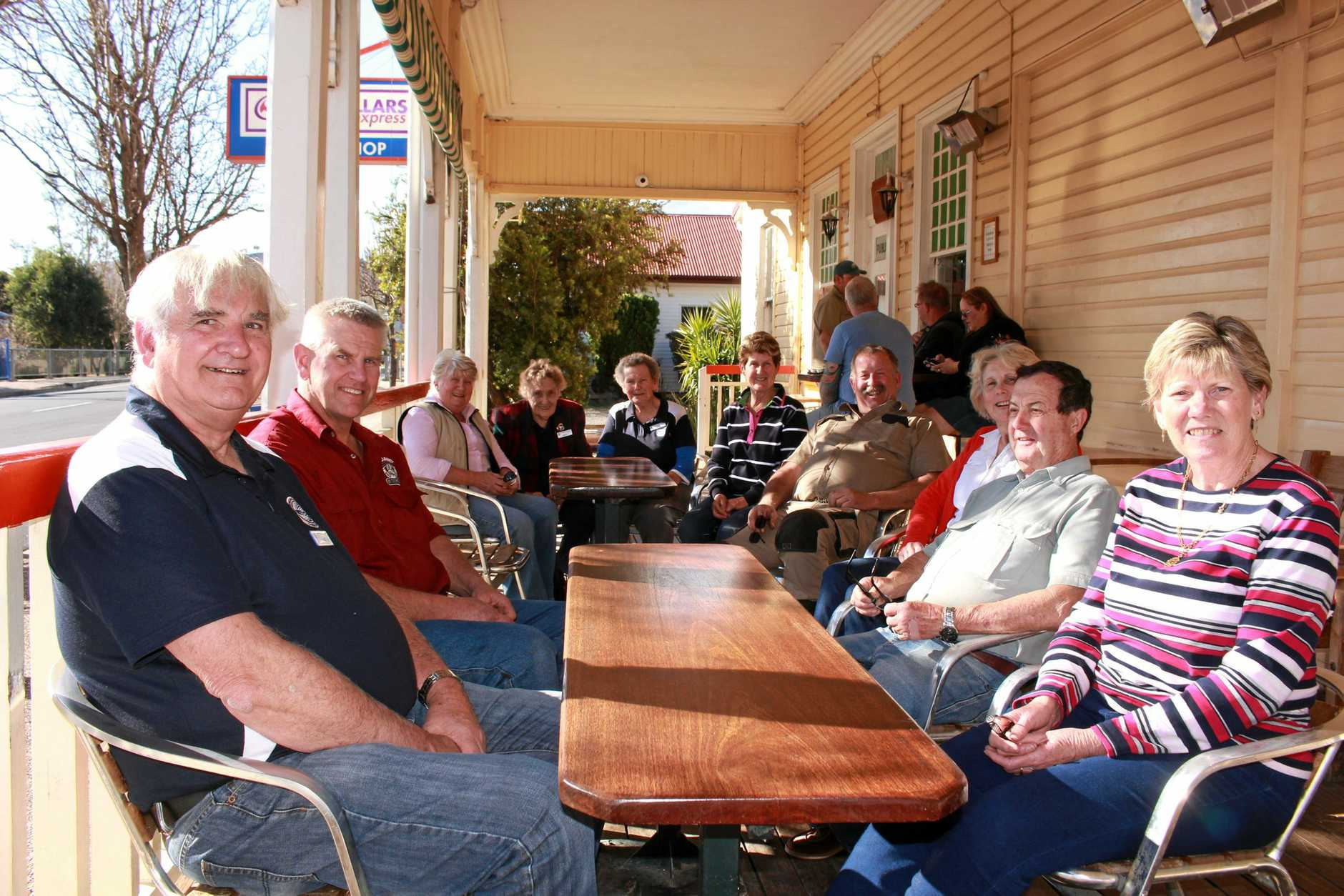 Killarney residents are keen to see their town grow and embrace the tourism opportunities that are coming to their town.