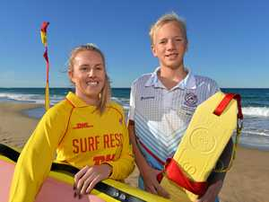 Sunshine Coast's top 20 surf life saving members