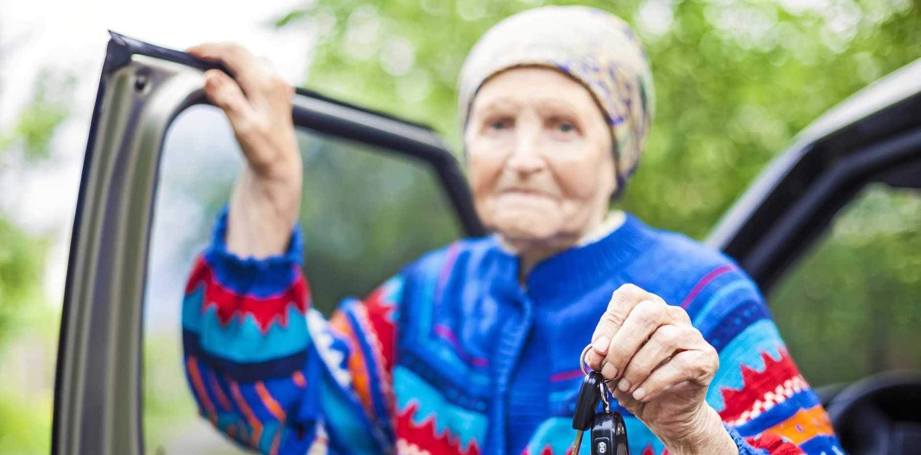 LOCK UP: Thieves have discovered retirement villages are a fertile ground for finding unlocked cars, garage openers and keys in plain view.