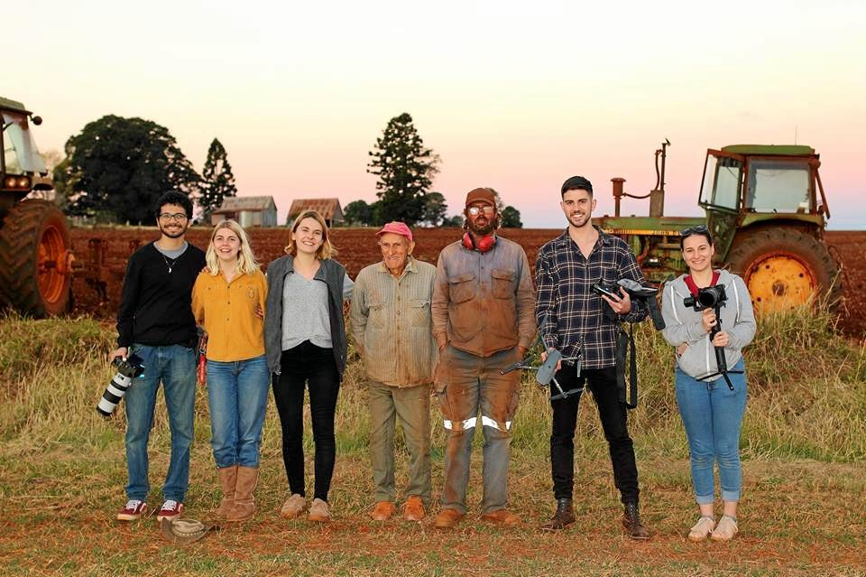 DOCUMENTARY: A group of young film makers travelled to the South Burnett on August 11 and 12 to start a project about KCCG and those potentially disrupted by the coal rail line.