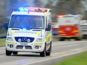 UPDATE: One person hospitalised in Gympie region crash