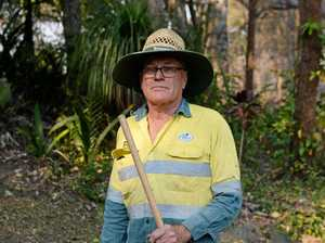 Why Mt Archer resident joined the bushfire fight