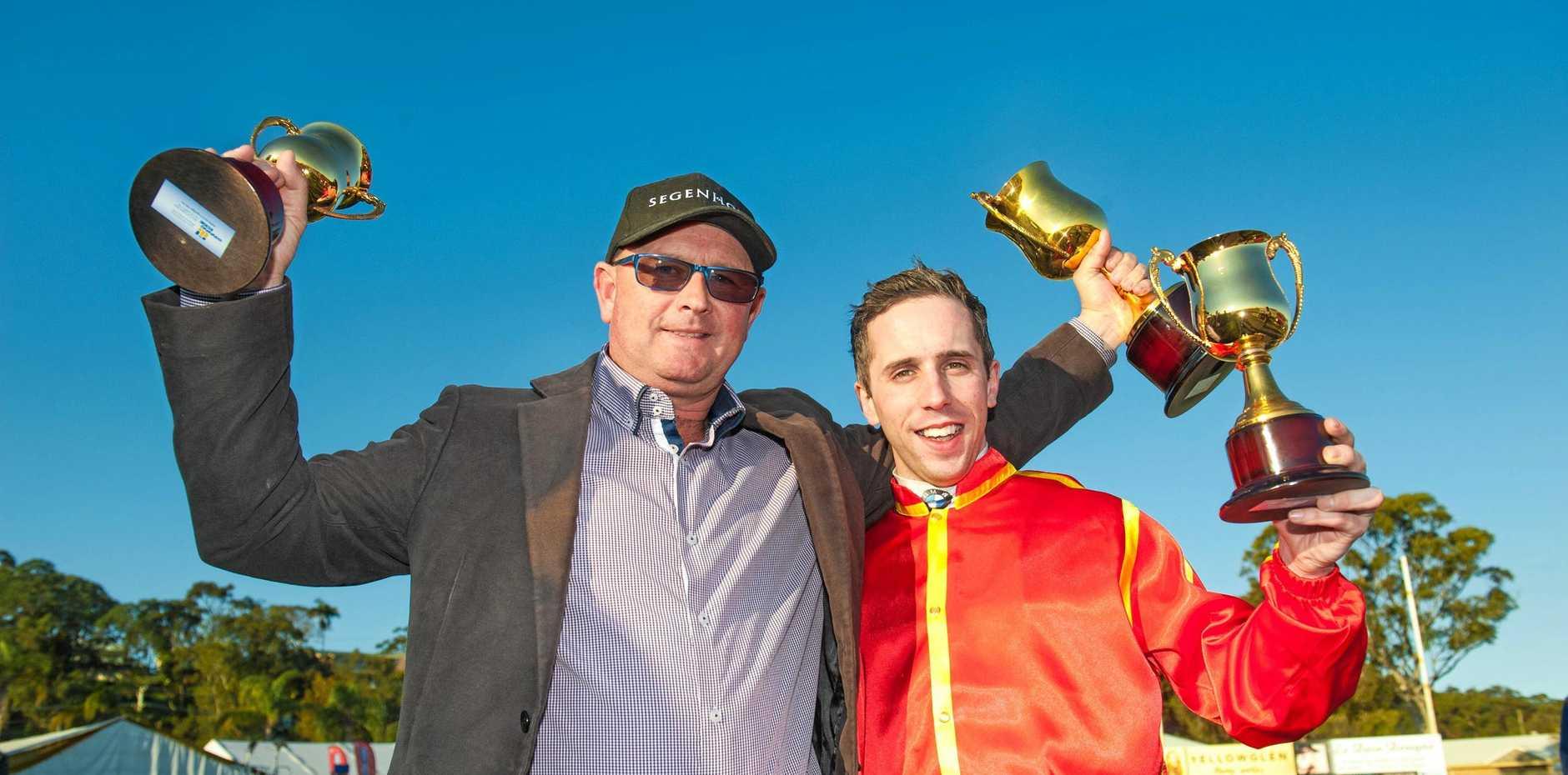 Calton Mid Coffs Harbour Cup winner