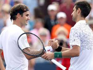 Djokovic excited by prospect of Federer doubles link