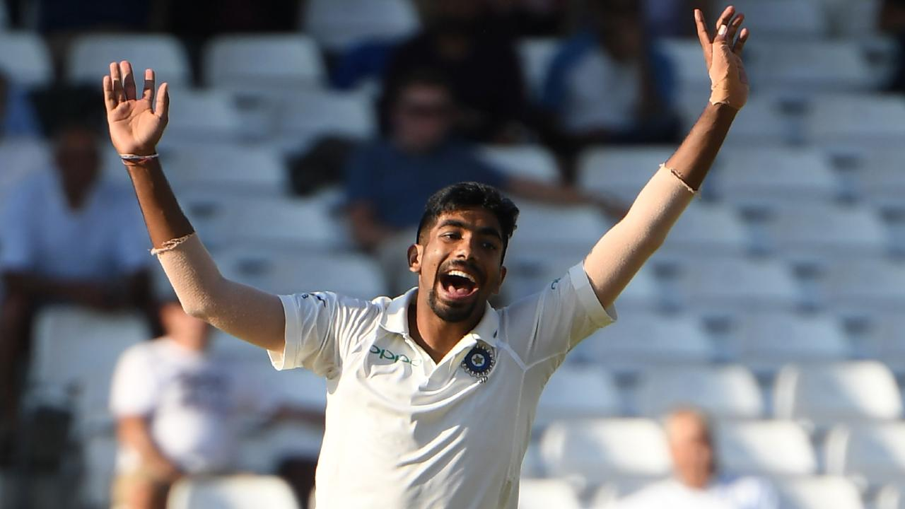 Jasprit Bumrah took a five-for to wrap up victory in the third Test.