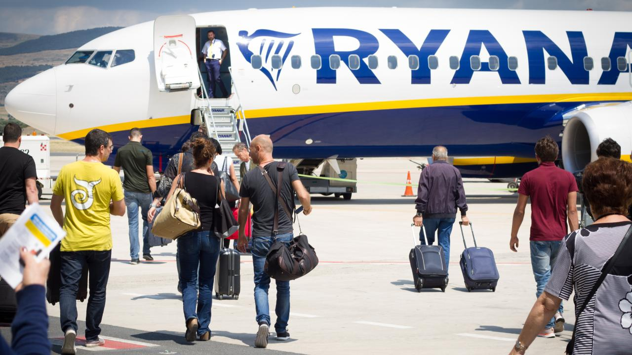 Ryanair customers have been left out of pocket by the failed compensation attempt. Picture: iStock
