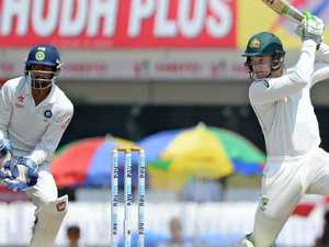 Three wise men behind Handscomb's push for Test selection