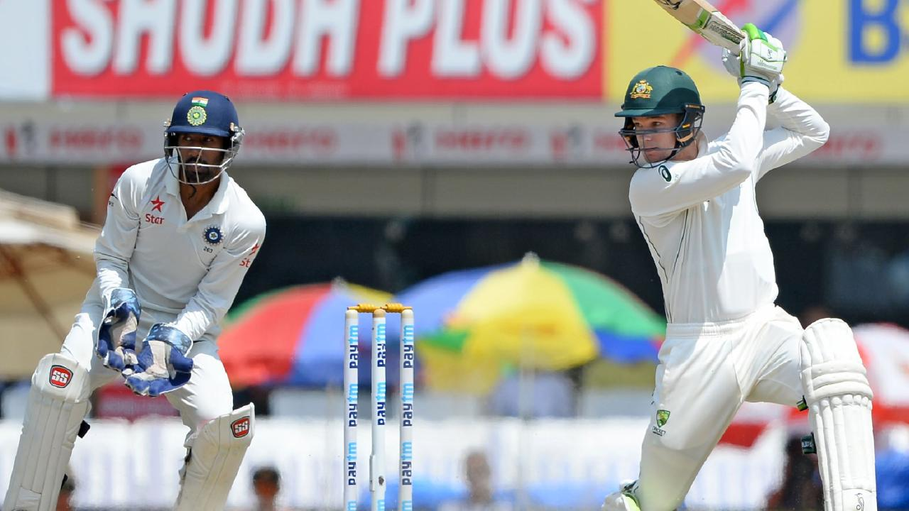 Peter Handscomb is seeking to retain his spot in Australia's Test XI, but will need to perform in India for Australia A.