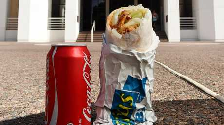 Coke is hoping kebabs will help the brand grow.