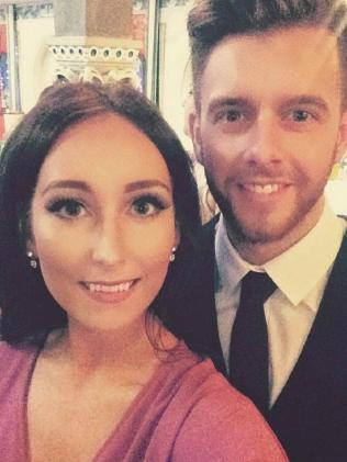 Heartbroken husband Adam spoke candidly in the BBC program. Picture: Supplied