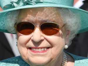 Queen's touching message to Aussie farmers