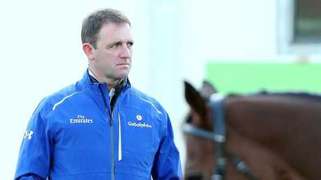 Trainer Charlie Appleby has sent a strong team to Melbourne for the spring. Picture: Mark Stewart